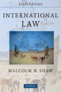 International Law  6th 2008 edition cover