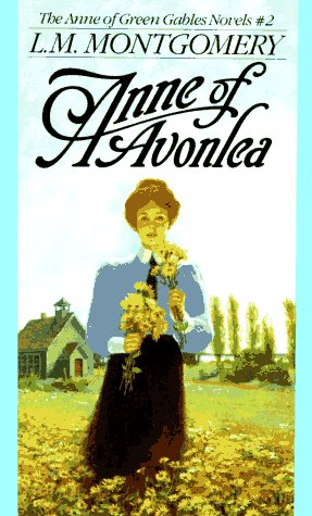 Anne of Avonlea   1936 edition cover