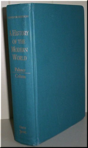 History of the Modern World, 7th Ed 7th 9780679410140 Front Cover