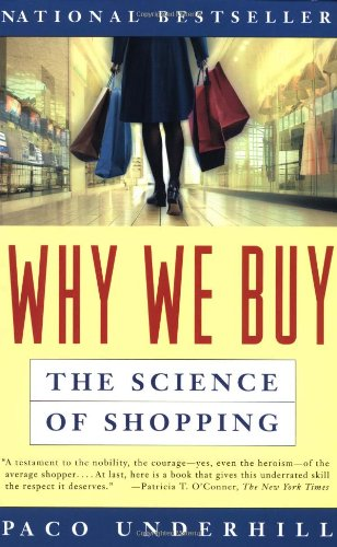 Why We Buy : The Science of Shopping  1999 edition cover