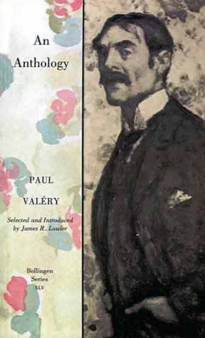 Paul Valery An Anthology  1977 edition cover