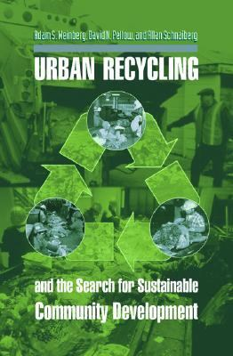 Urban Recycling and the Search for Sustainable Community Development   2000 edition cover
