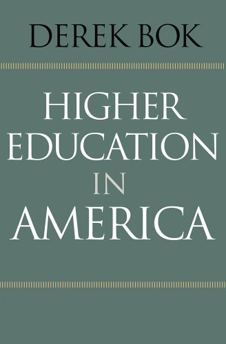 Higher Education in America   2013 edition cover