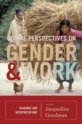 Global Perspectives on Gender and Work Readings and Interpretations  2010 edition cover