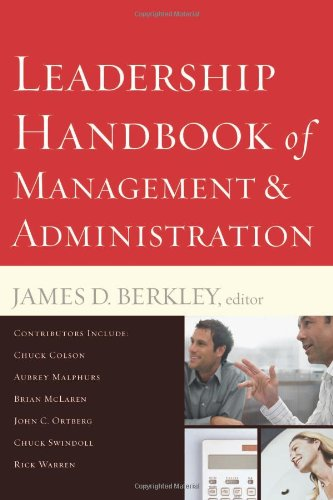 Leadership Handbook of Management and Administration   2007 (Revised) edition cover