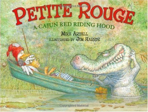 Petite Rouge   2001 edition cover