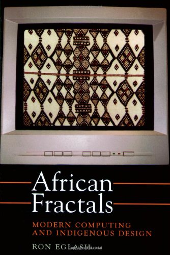 African Fractals Modern Computing and Indigenous Design  1999 edition cover