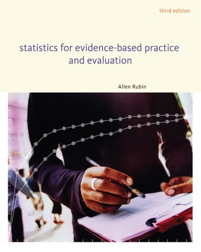Statistics for Evidence-Based Practice and Evaluation  3rd 2013 edition cover