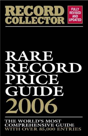 Rare Record Price Guide (Record Collector Magazine) N/A edition cover