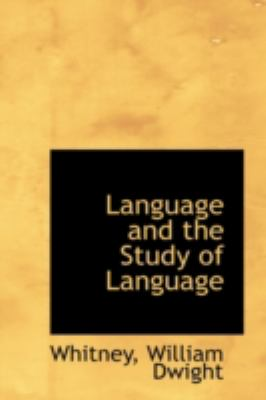 Language and the Study of Language  N/A edition cover