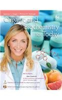 Organic and Biochemistry for Today  8th 2014 edition cover