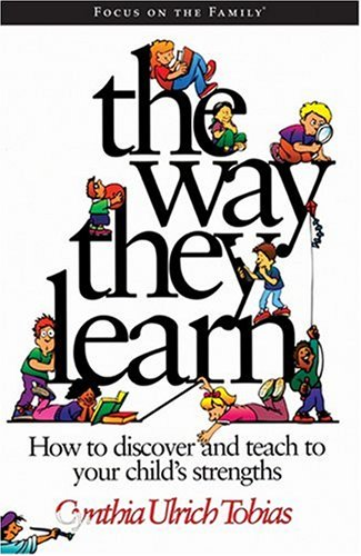 Way They Learn   1998 edition cover