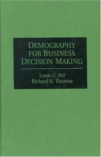 Demography for Business Decision Making   1997 edition cover
