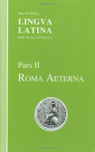 Roma Aeterna Pars II N/A 9781585103140 Front Cover