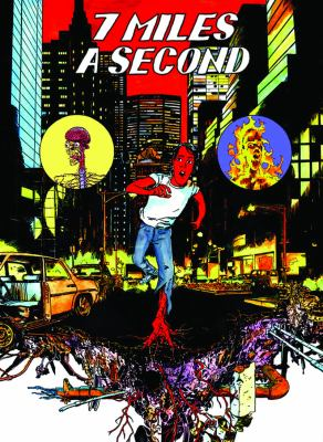 7 Miles a Second   2013 edition cover