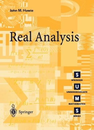 Real Analysis   2001 edition cover