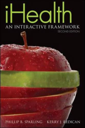 iHealth An Interactive Framework 2nd 2013 edition cover