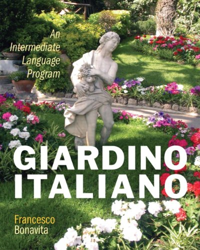 Giardino Italiano An Intermediate Language Program  2012 (Revised) 9780132226141 Front Cover