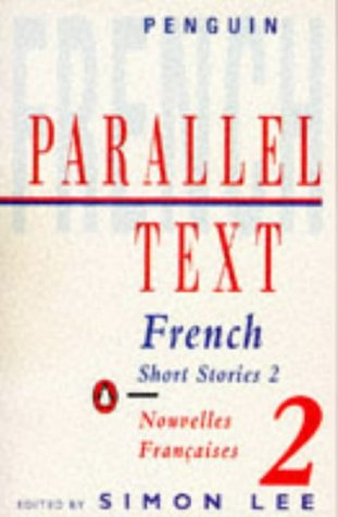 French Short Stories 2  2nd 1972 edition cover