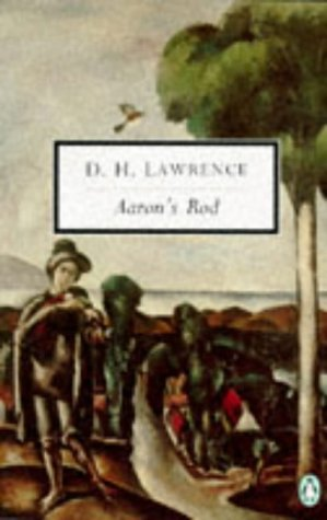Aaron's Rod Cambridge Lawrence Edition  1995 (Revised) edition cover
