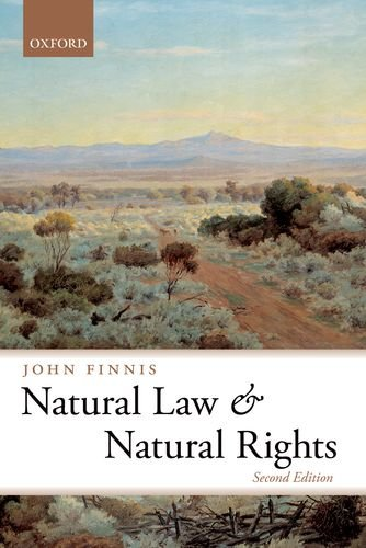 Natural Law and Natural Rights  2nd 2011 edition cover