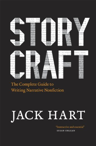 Storycraft The Complete Guide to Writing Narrative Nonfiction  2011 edition cover
