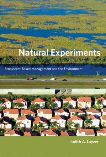 Natural Experiments Ecosystem-Based Management and the Environment  2008 edition cover