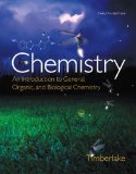 Chemistry An Introduction to General, Organic, and Biological Chemistry 12th 2015 9780321907141 Front Cover