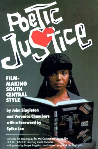 Poetic Justice Filmmaking South Central Style  1993 9780385309141 Front Cover