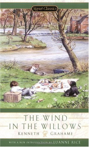 Wind in the Willows   2006 edition cover