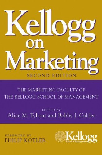 Kellogg on Marketing  2nd 2010 edition cover