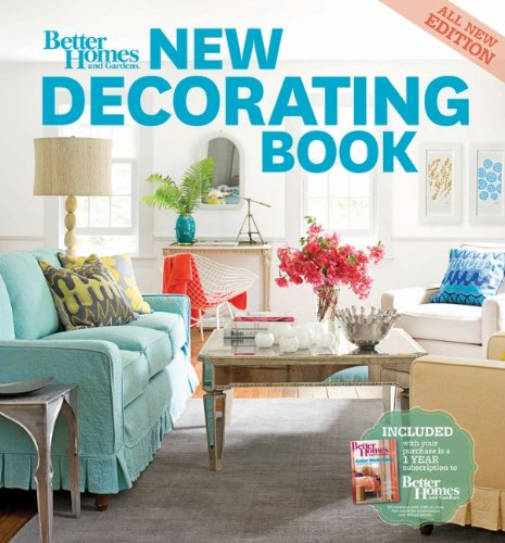 New Decorating Book  10th 2011 edition cover
