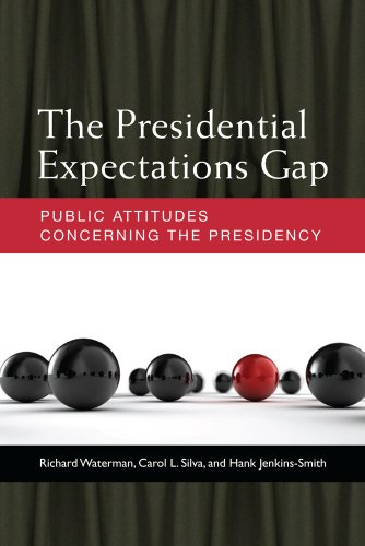Presidential Expectations Gap Public Attitudes Concerning the Presidency  2014 edition cover