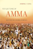 Reflections of Amma Devotees in a Global Embrace  2014 edition cover
