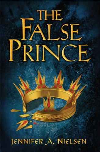 False Prince  N/A edition cover