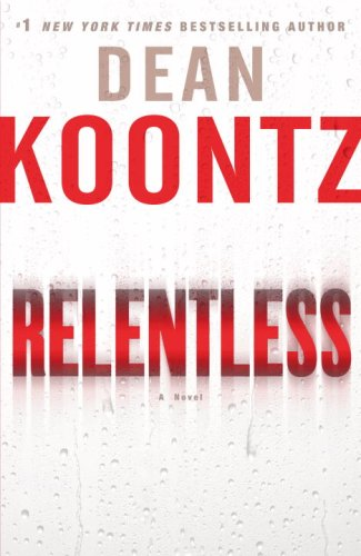 Relentless   2009 9780553807141 Front Cover