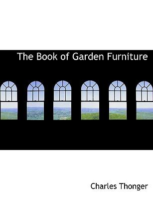 Book of Garden Furniture  2008 edition cover