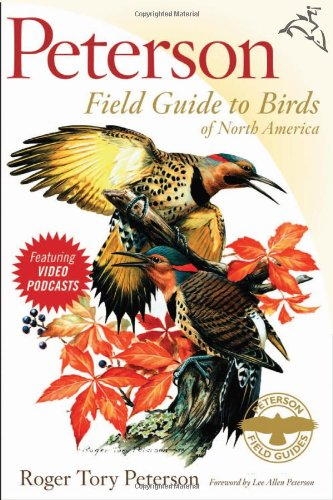 Peterson Field Guide to Birds of North America  11th 2008 edition cover