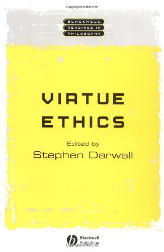 Virtue Ethics   2002 edition cover