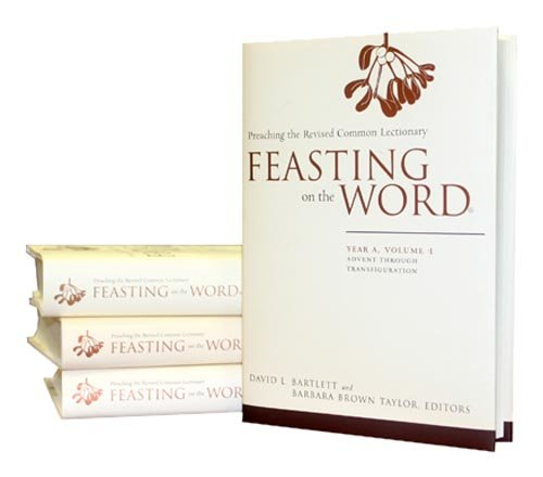 Feasting on the Word -  Year A   2011 9780664237141 Front Cover