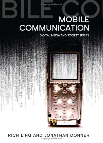 Mobile Communication   2009 edition cover