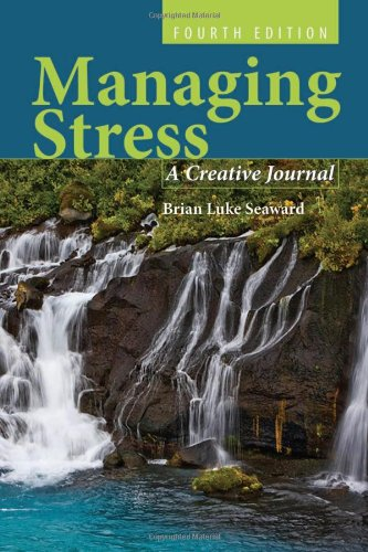 Managing Stress A Creative Journal 4th 2011 (Revised) edition cover