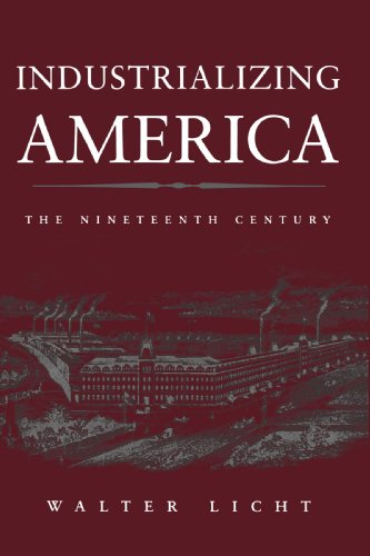 Industrializing America The Nineteenth Century  1995 edition cover