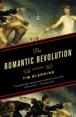 Romantic Revolution A History N/A edition cover