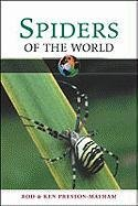 Spiders of the World  2nd 2003 (Revised) 9780816052141 Front Cover