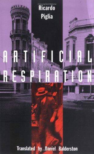 Artificial Respiration   1994 edition cover