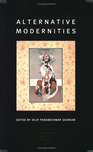 Alternative Modernities  2nd 2001 edition cover