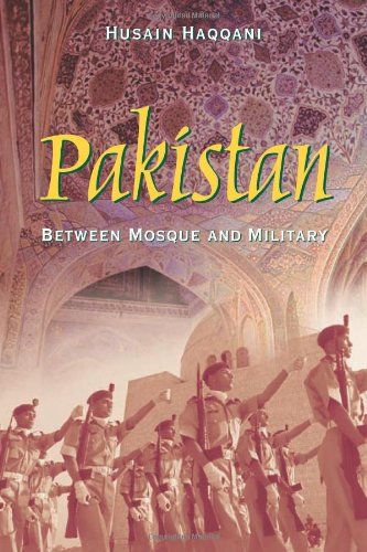 Pakistan Between Mosque and Military  2005 edition cover
