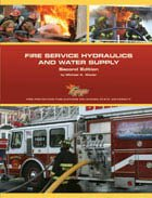 Fire Service Hydraulics and Water Supply  2nd edition cover