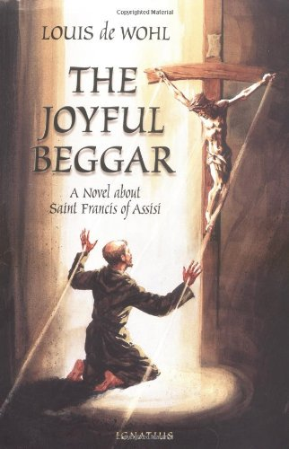 Joyful Beggar A Novel of St. Francis of Assisi  2001 edition cover